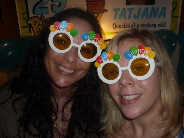 Tatjana Rhodes 25th birthday
