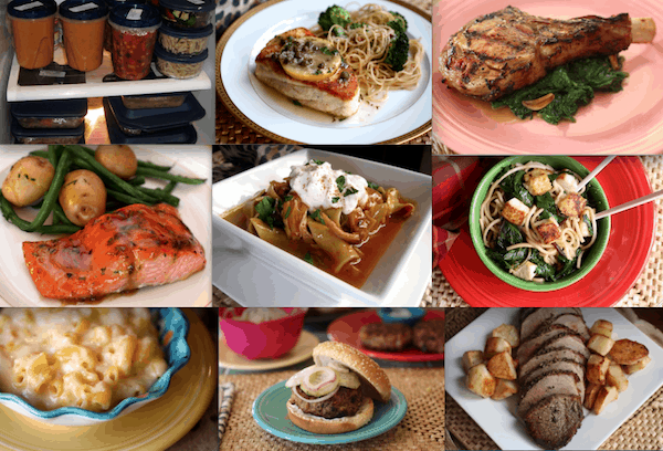 The Personal Chef Approach dinners