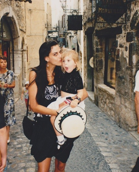 Julie Anne & Tatjana Rhodes in Saint Paul de Vence