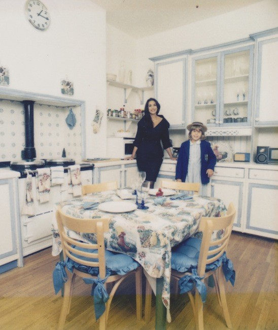 Kitchen roles date way back for mothers and daughters