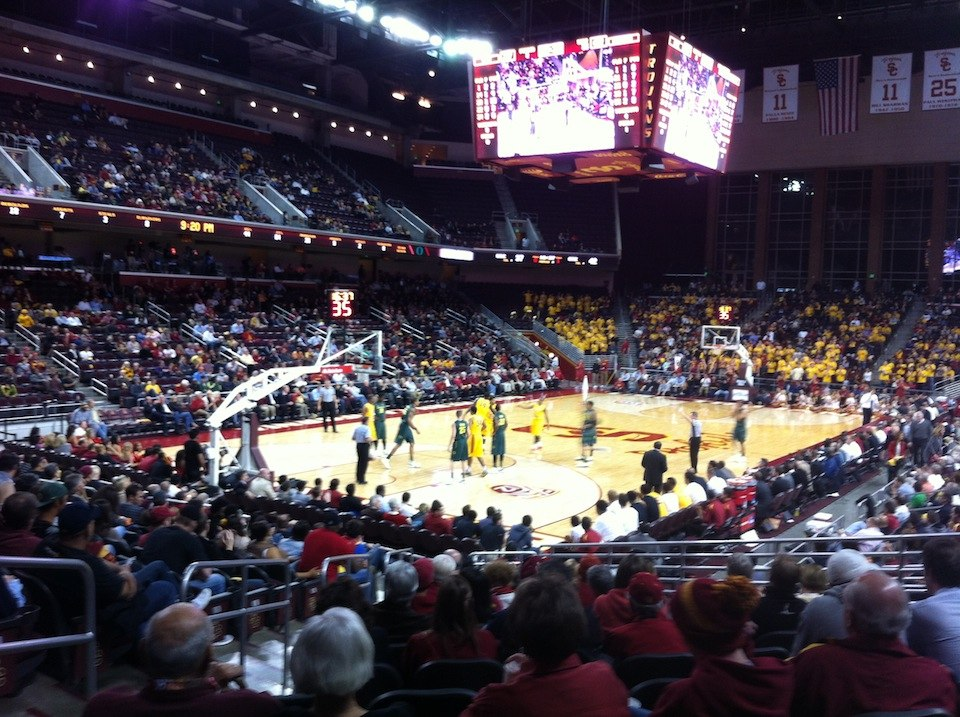 USC vs. Oregon State
