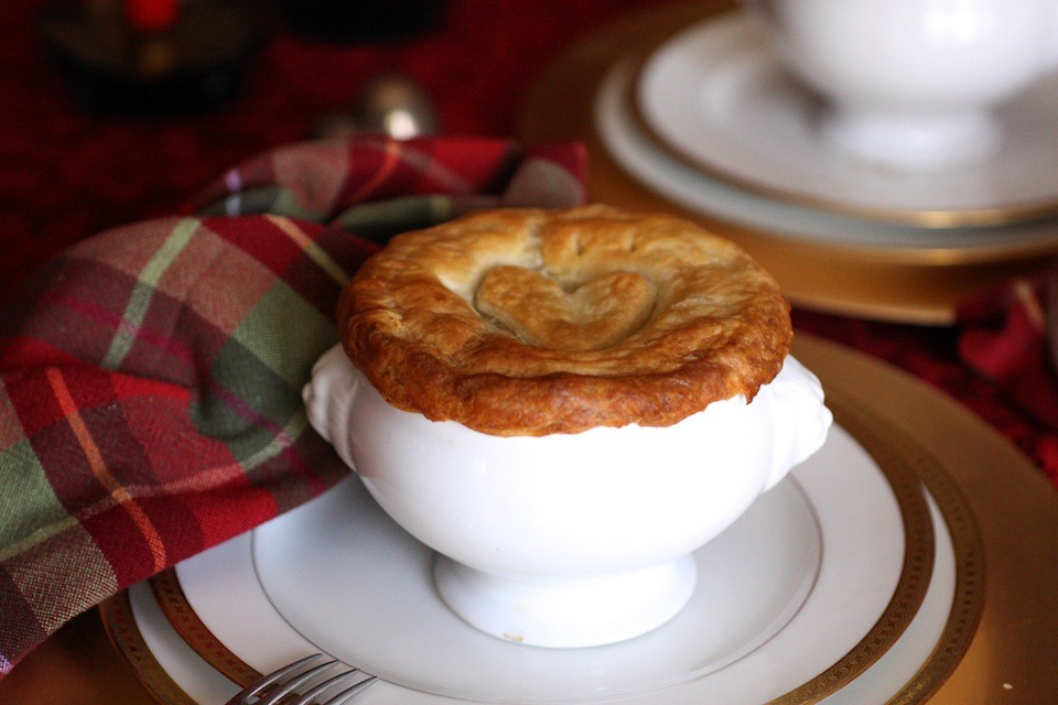 Pot Pies make entertaining people with differing diets easy