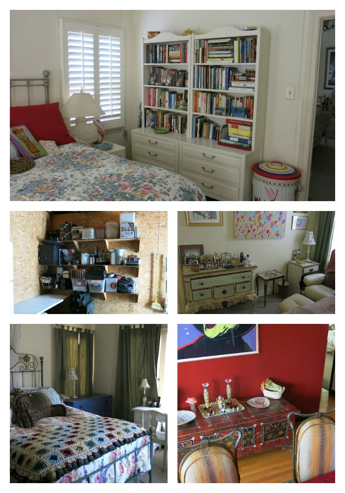 Rooms after