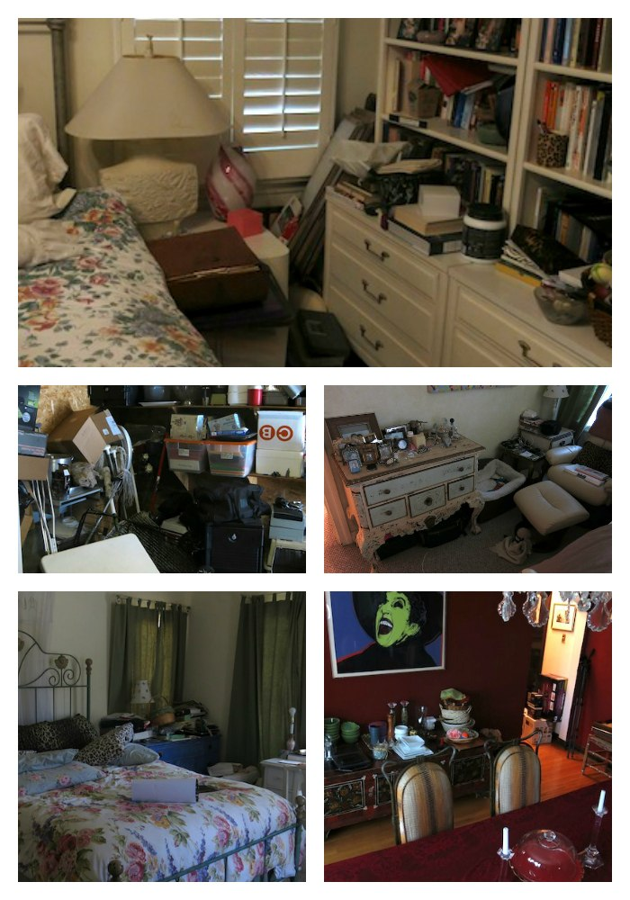 Rooms before