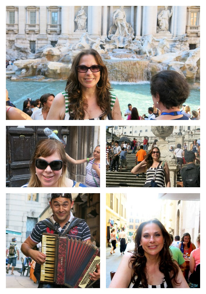 Sightseeing in Rome