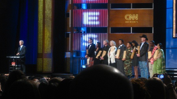 CNN Heroes of the Year Awards presented by Anderson Cooper