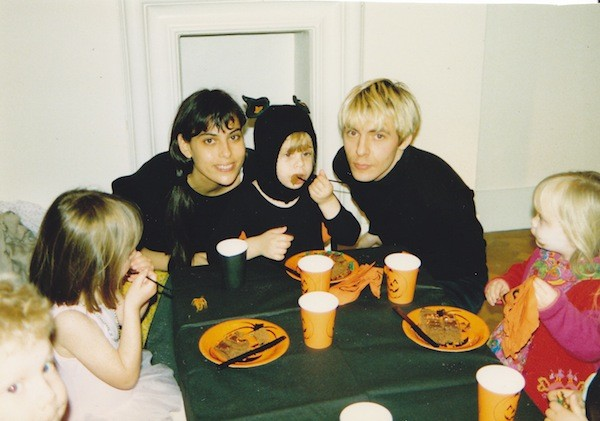 Julie Anne, Tatjana, and Nick Rhodes with Jade Edwards