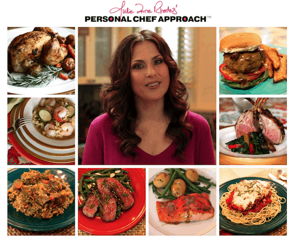 The Personal Chef Approach isn't just for families