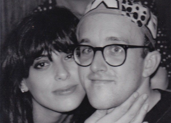 Birthday memories with Keith Haring