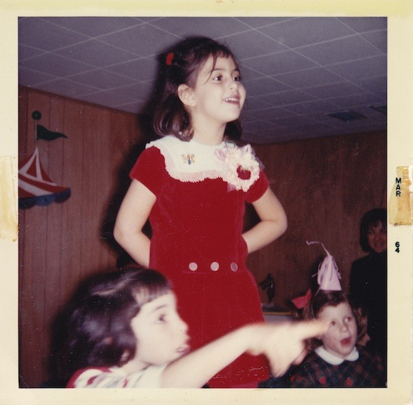 My 5th birthday in Des Moines