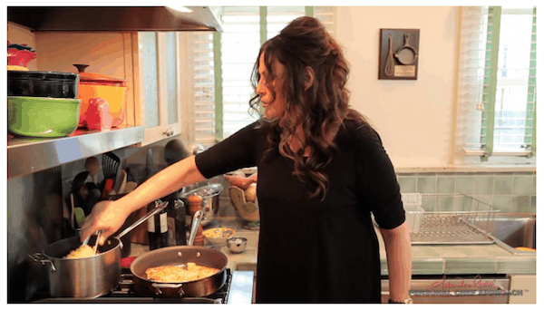 Perfecting your timing while cooking multiple meals at once