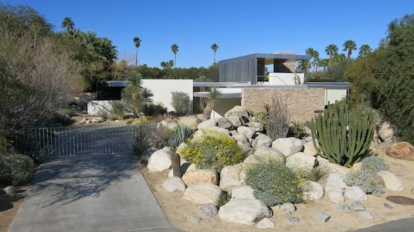 Mid Century Modern week in Palm Springs